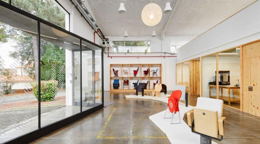 Design Centre Figueras International Seating