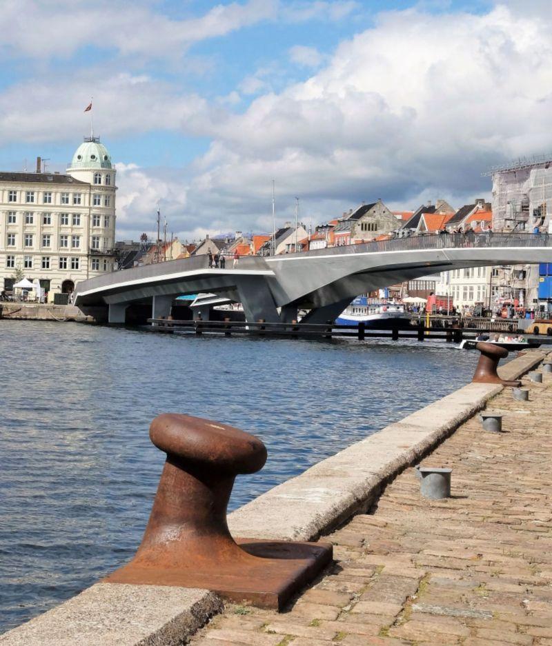 Pedestrian and Cyclist Bridge