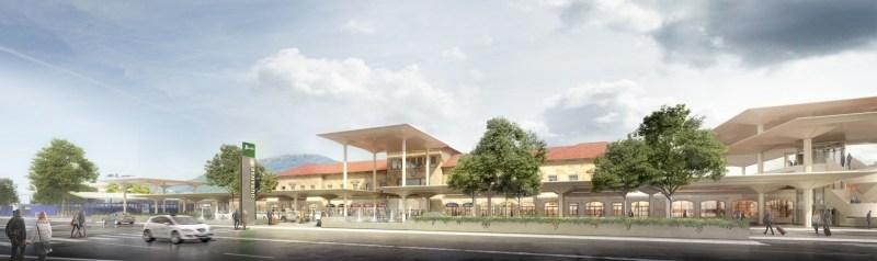 Ourense Intermodal Station
