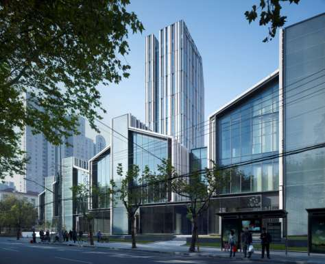 Soho fuxing lu shanghai by gmp architekten - Soho architekten ...