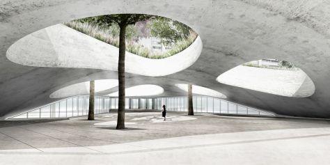 nueva estación de metro del Gran Paris Express