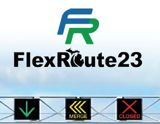 US-23 FLEX Route – to open November 2017