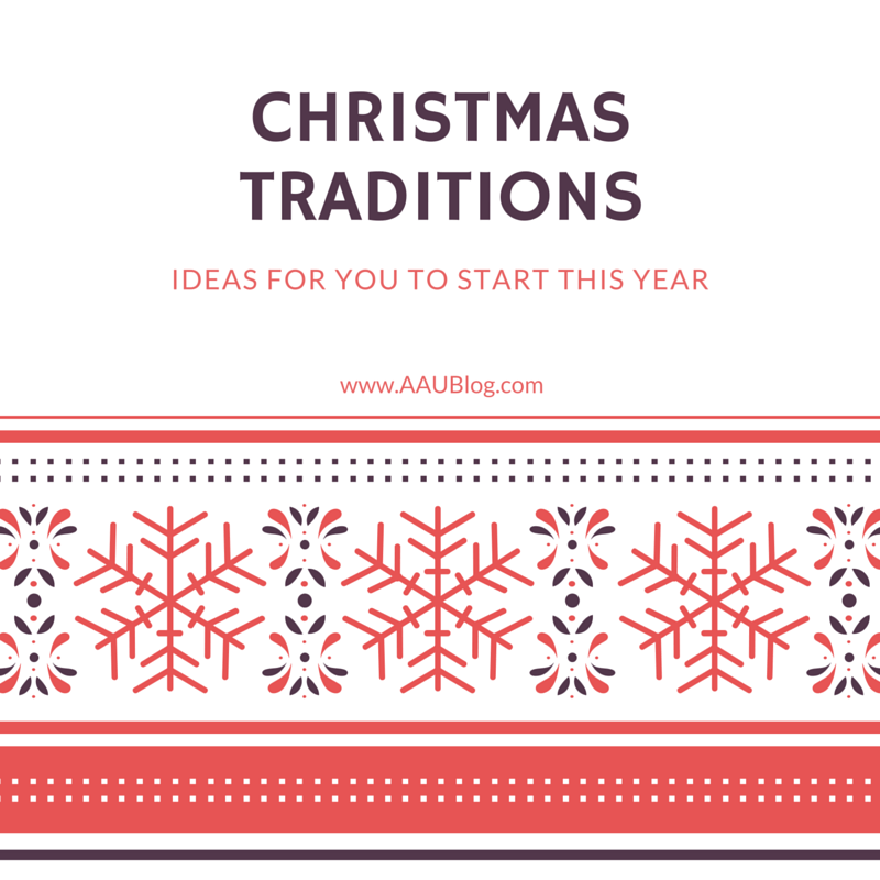 Traditions to start this christmas all about u for How did the christmas tree tradition start