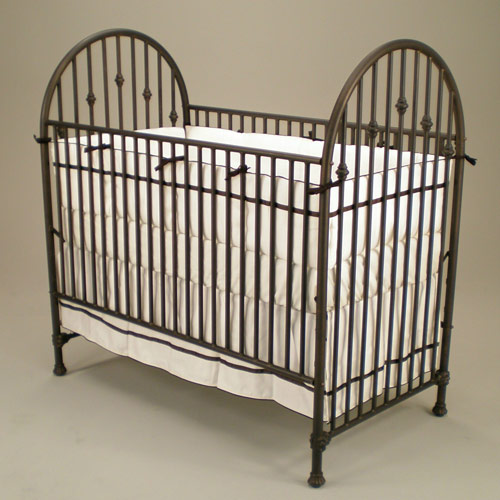 Baby Bassinet Linen Vintage Iron Metal Crib Antique Iron Baby Cribs Online