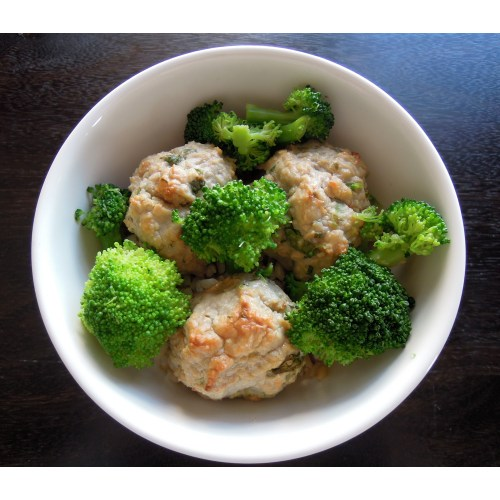 Medium Crop Of Asian Turkey Meatballs