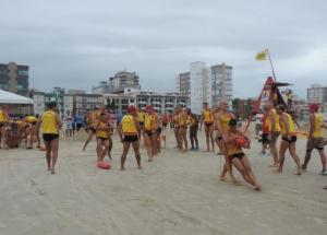 Candidatos podem escolher entre praias ou águas internas Foto: Brigada Militar /Divulgação