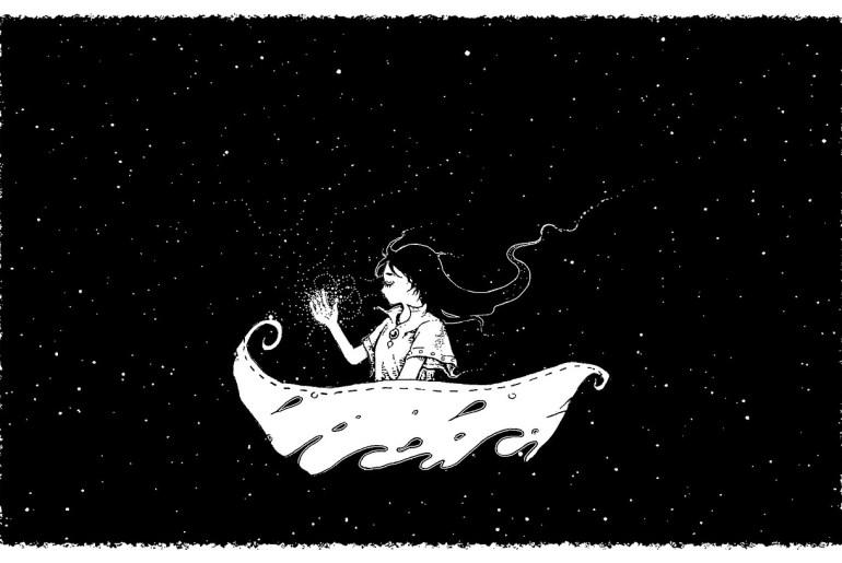 white space - Kristen Mae