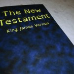 The New Testament, In OpenDyslexic