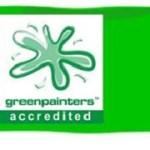green painter