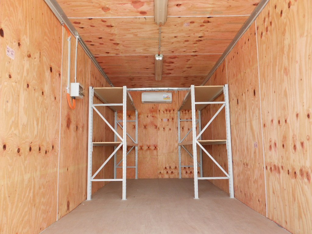 20ft Explosives Storage Container Abc Containers Perth