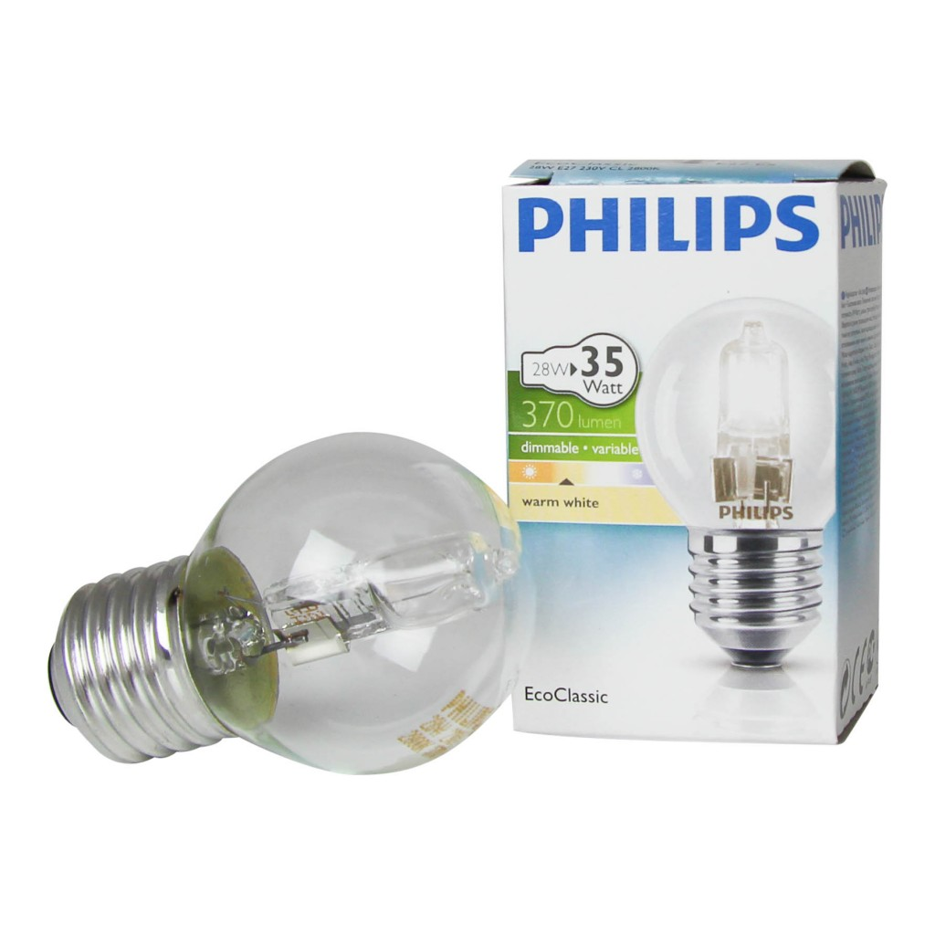 Philips Softone Flame Philips C Ecoclassic 28w E27 230v A55 Clear Catégorie