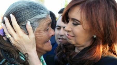 CFK y jubilados