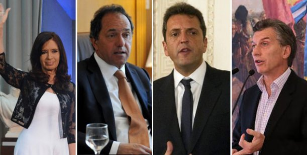Los 4 argentinos mas hipócritas