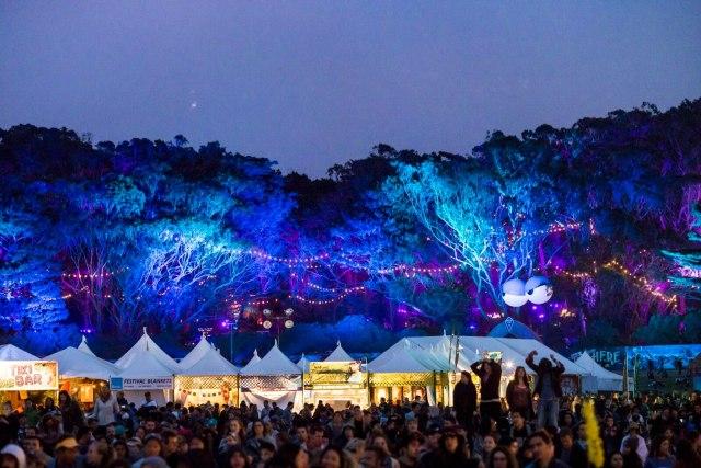 Outside Lands 2015 Festival