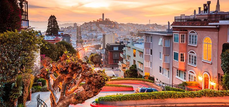 San Francisco City View - Weekend Lineup