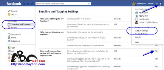 Upload hình lên Facebook bằng cách kéo - thả