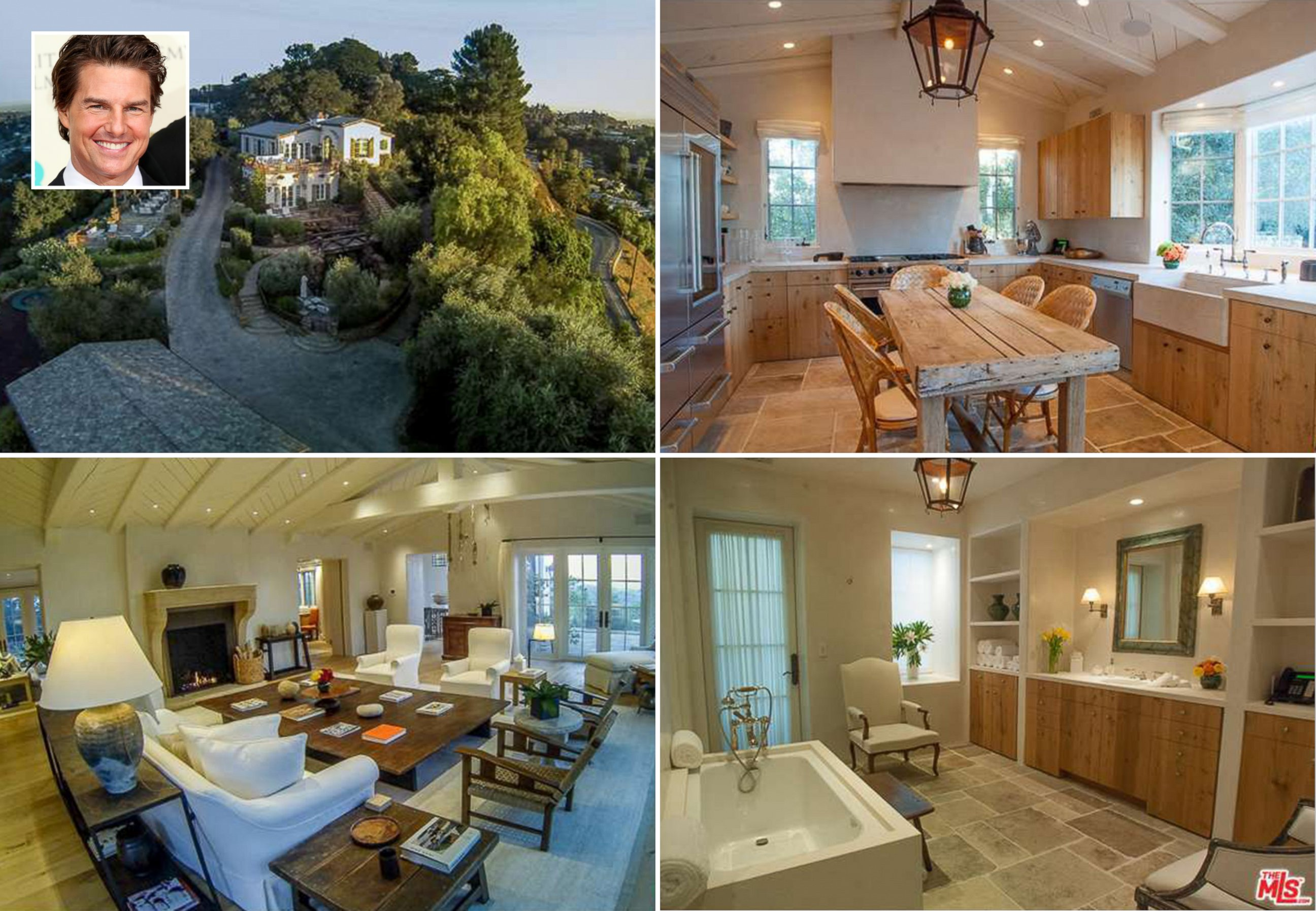 Smart Tom Cruise Reportedly Lists Hollywood Hills E Abc News Tom Cruise House Pa Tom Cruise House Inside curbed Tom Cruise House