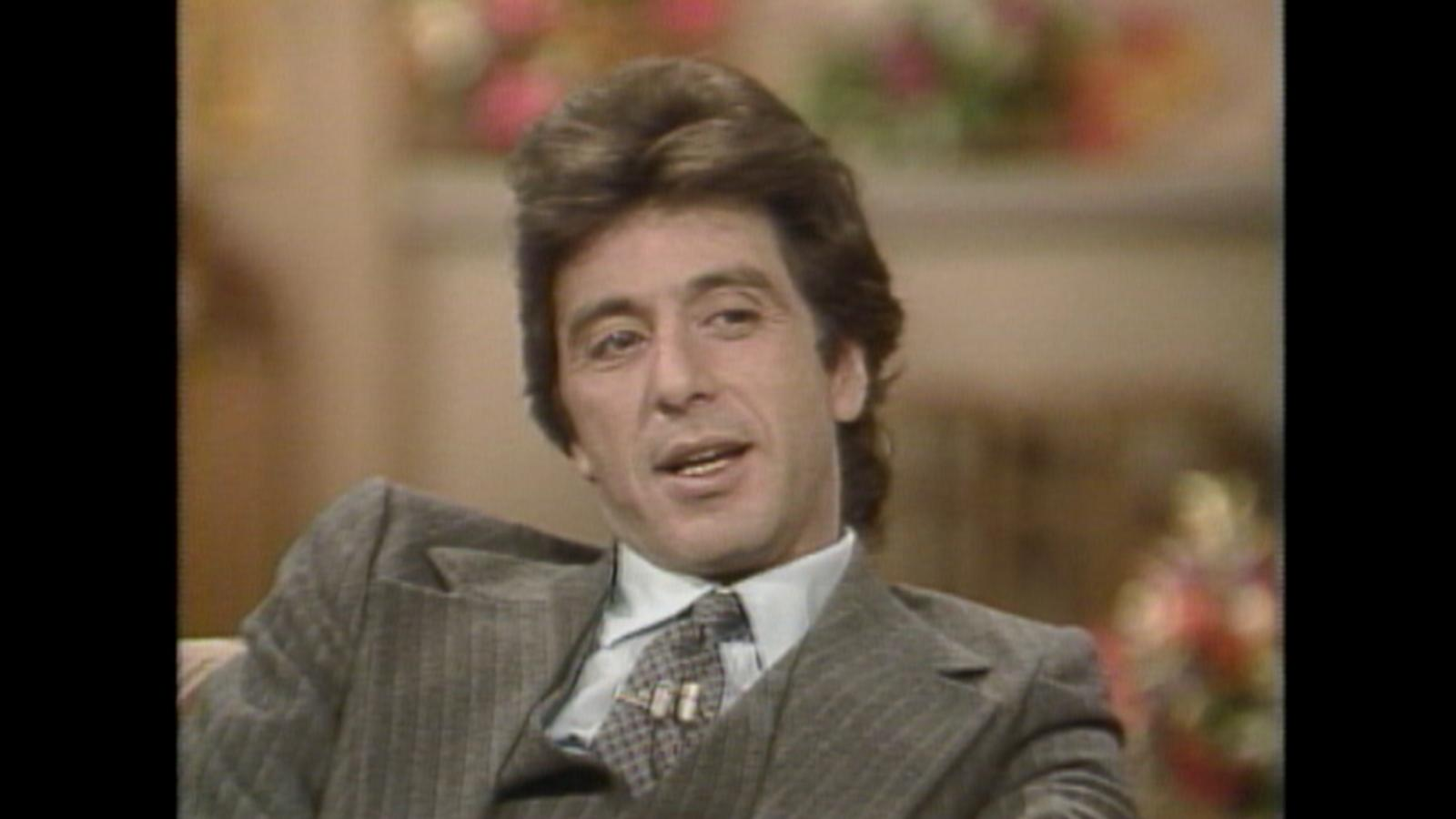Al Pacino Al Pacino Videos At Abc News Video Archive At Abcnews