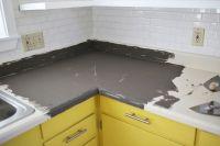 Concrete Countertop DIY - A Beautiful Mess