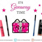 6 Month Anniversary Giveaway: Win NYX Goodies!!!  [CLOSED]