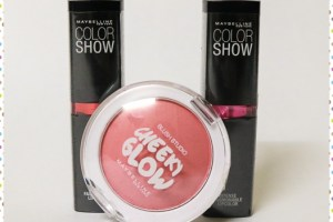 contest win maybelline goodies