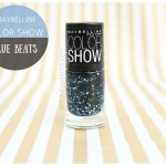 Maybelline ColorShow Go Grafitti Nail Paint: 807 Blue Beats- Review, Price, Swatches
