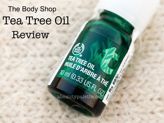 The Body Shop Tea Tree Oil- Review, Price + Exciting News For All of You!