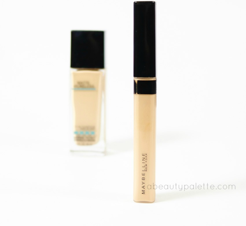 Maybelline Fit Me Concealer- 20 Sand Sable: Review, Price In India, Swatches