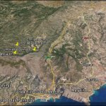 plano general de la ubicación