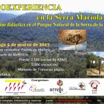 Excursión Mas de Prats castellano