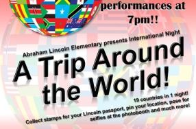 You're Invited to International Night this Thursday! 2/22
