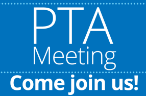 Tonight!  PTA Meeting Tues, 1/16 @ 7pm in the Telemation Area
