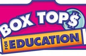 Save Your Box Tops! Due Fri 2/16