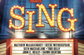 "Tonight is Movie Night at Lincoln! Join us for ""SING"""