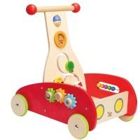 Baby Walker, Laufwagen Wonder Walker aus Holz