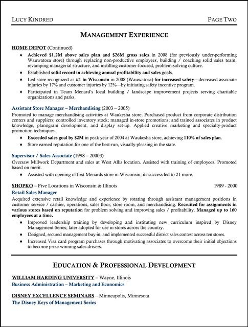 CVs - Curriculum Vitae - University of Leicester sample resume for - sample resumes for warehouse jobs