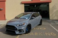 Ford Focus Rs 2017 With 3M Window Tint In Scottsdale | A ...