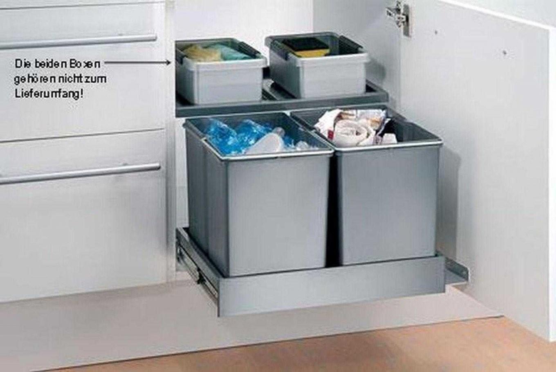 Einbau Mülleimer Küche Trennung   Mülleimer Offene Küche