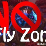 Warcraft's No Fly Zone