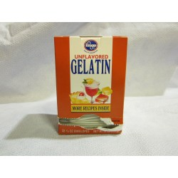 Small Crop Of Knox Unflavored Gelatin