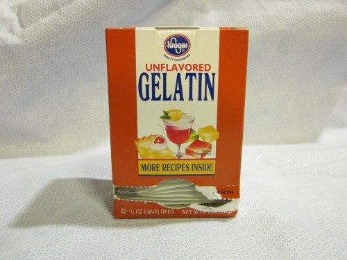 Medium Of Knox Unflavored Gelatin