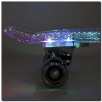 Skateboard LED Pennyboard