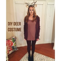 Small Crop Of Deer Halloween Costume