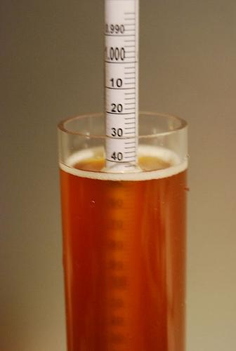 Beer-Hydrometer