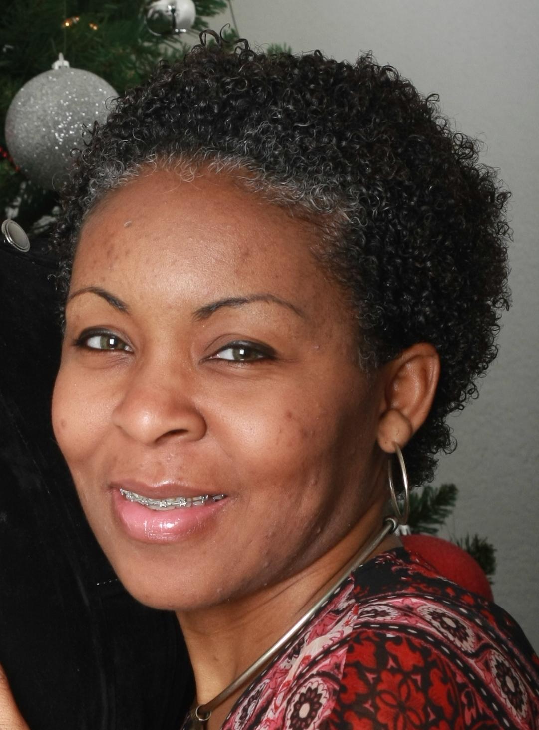 Short Black Natural Hairstyles for Older Women