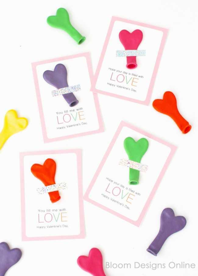DIY Valentine\u0027s Day Card Ideas - 20 BEST Ideas!