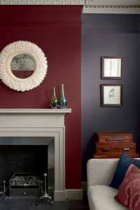 How to Decorate with Burgundy - Design Tips - A Blissful Nest