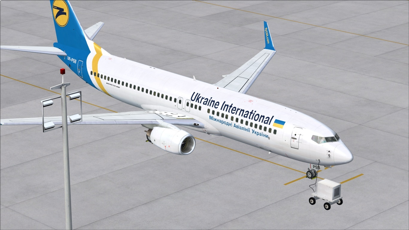 Avsim Library Ukraine International 737ng Fleet Liveres Pmdg 737ngx