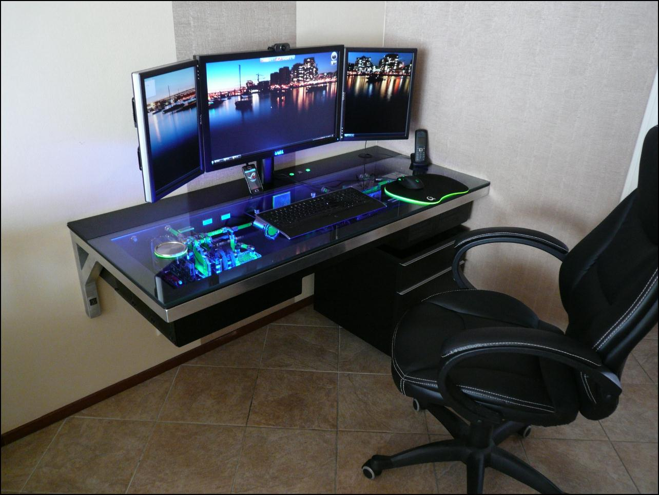 Gaming Schreibtisch Selber Bauen Afdecker Von Gaming Schreibtisch Computertisch Gamer Computertisch Gamer Saigonford Ultimate