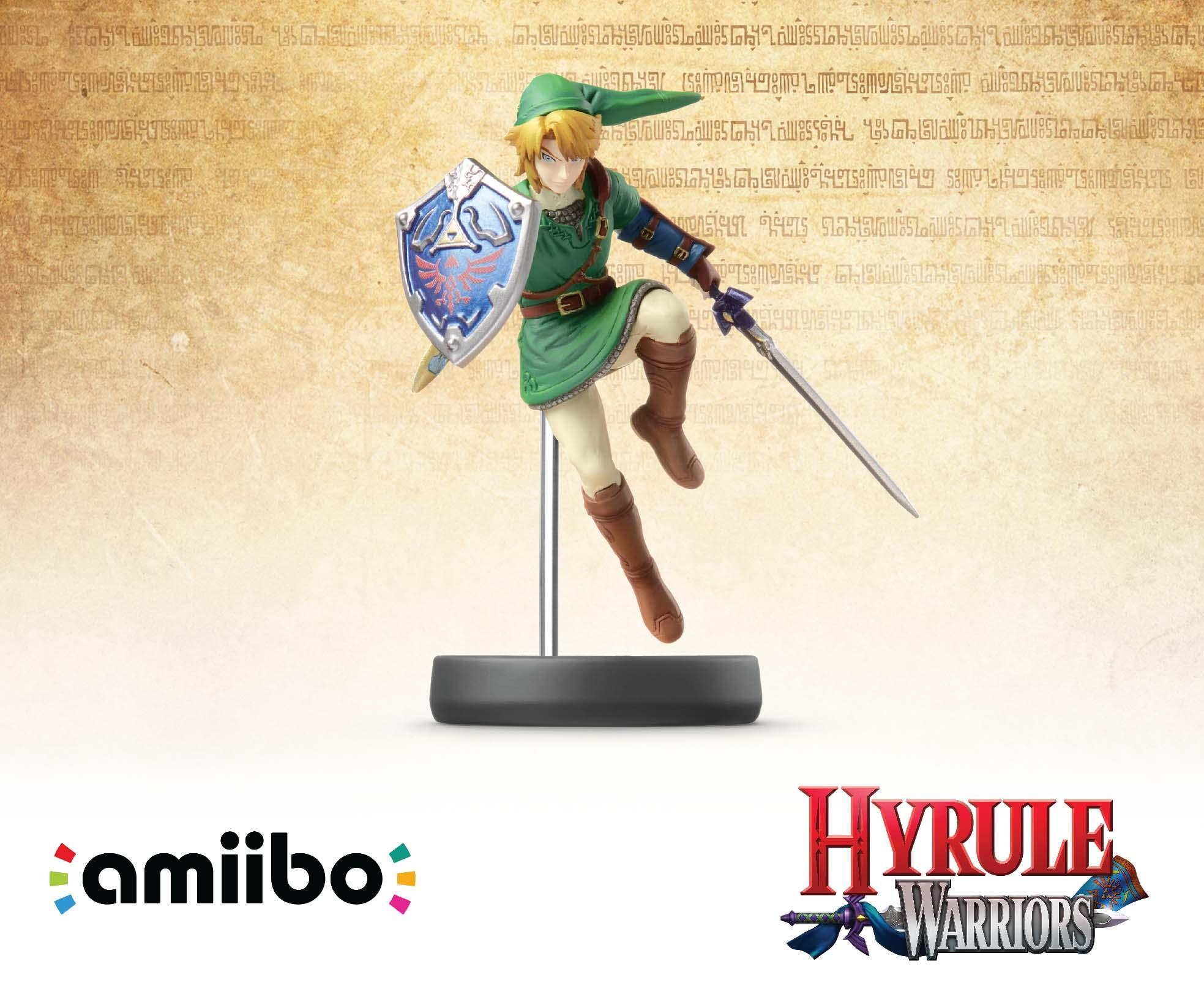 Entry8 Link Amiibo To Be Compatible With Hyrule Warriors Page 2